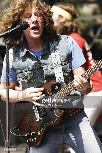 Ben Kweller during Austin City Limits Music Festival Day Two September 16 2006 at Austin City Limits Music Festival 2006 in Austin Texas United States