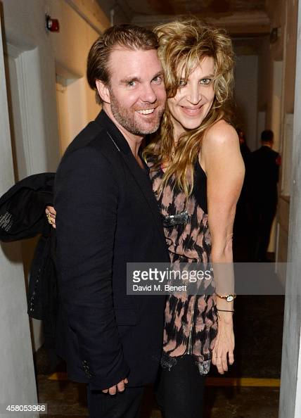 Ben Latham Jones and Martha Fiennes attend the Day of the Dead Festival produced by the Mexican Embassy in the UK and supported by Jose Cuervo at Oxo...