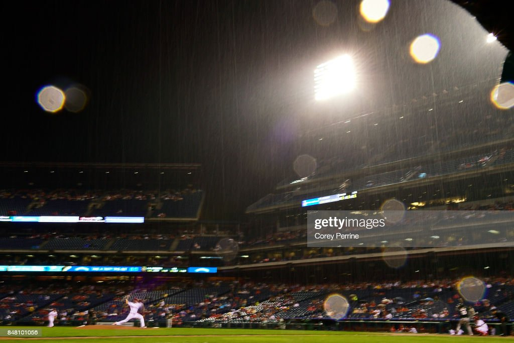 Oakland Athletics v Philadelphia Phillies