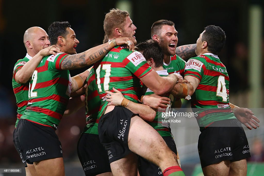 NRL Rd 19 - Dragons v Rabbitohs