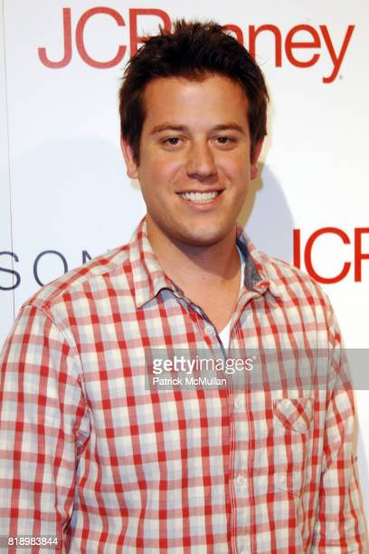 Ben Lyons attends Charlotte Ronson JC Penney Spring Cocktail Jam at Milk Studios Los Angeles on May 4 2010 in Hollywood CA