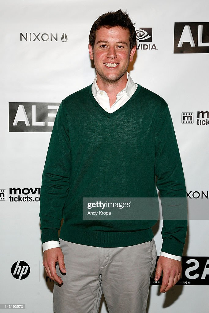Ben Lyons attends the 'Alekesam' premiere at the Tribeca Grand Hotel on April 20, 2012 in New York City.