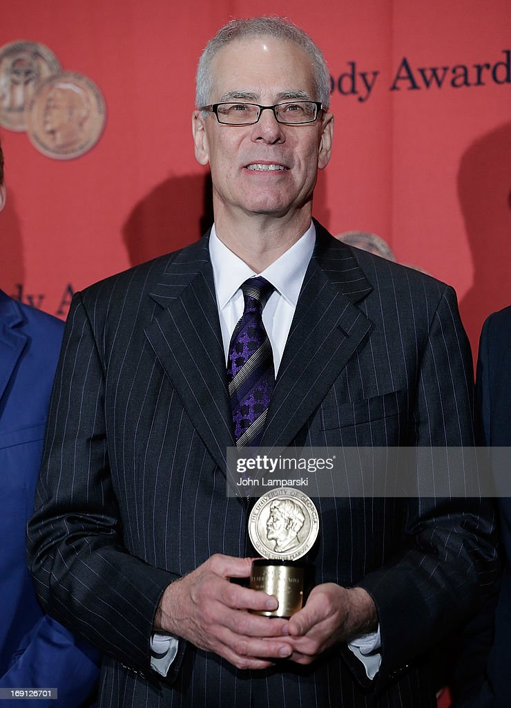 Ben Manilla attends 72nd Annual George Foster Peabody Awards at The Waldorf=Astoria on May 20, 2013 in New York City.