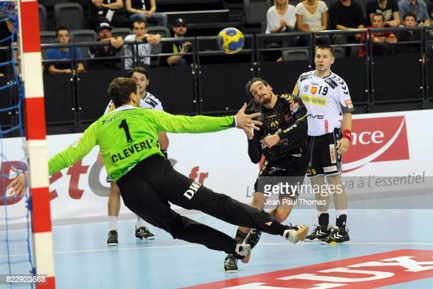 Ben MASSOT PELLET Chambery / Kielce Ligue des Champions