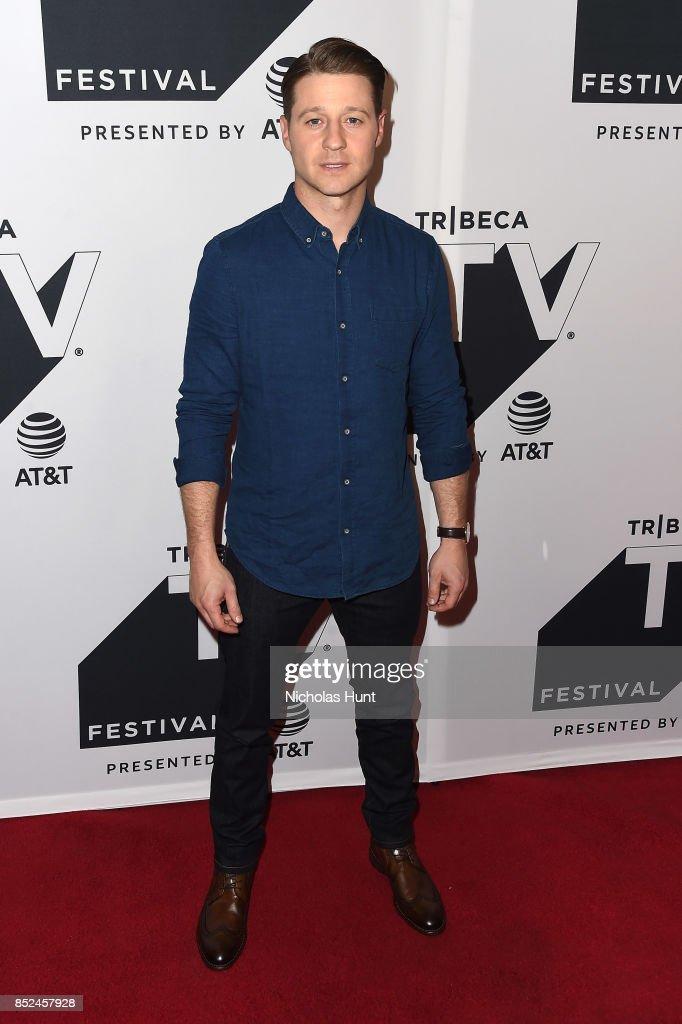 Ben McKenzie attends the Tribeca TV Festival sneak peek of Gotham at Cinepolis Chelsea on September 23, 2017 in New York City.