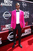 Ben McLemore arrived at the BET Make A Wish Foundation Recipients BET Experience At LA Live Red Carpet arrivals Weekend Events on June 28 2015 in Los...