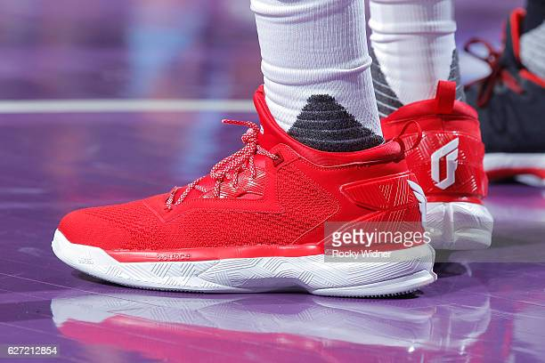 Ben McLemore of the Sacramento Kings in a game against the Houston Rockets on November 25 2016 at Golden 1 Center in Sacramento California NOTE TO...