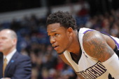 Ben McLemore of the Sacramento Kings in a game against the New Orleans Pelicans on March 3 2014 at Sleep Train Arena in Sacramento California NOTE TO...