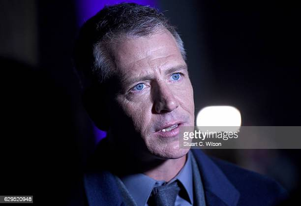 Ben Mendelsohn attends the launch event and reception for Lucasfilm's highly anticipated firstever standalone Star Wars adventure 'Rogue One A Star...