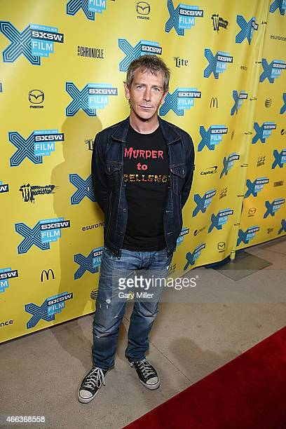 Ben Mendelsohn walks the red carpet at the premiere of his new film 'Lost River' at the Topfer Theater during the South by Southwest Film Festival on...