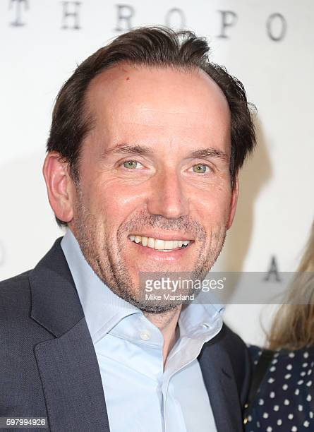 Ben Miller arrives for the UK Film premiere of 'Anthropoid' at BFI Southbank on August 30 2016 in London England