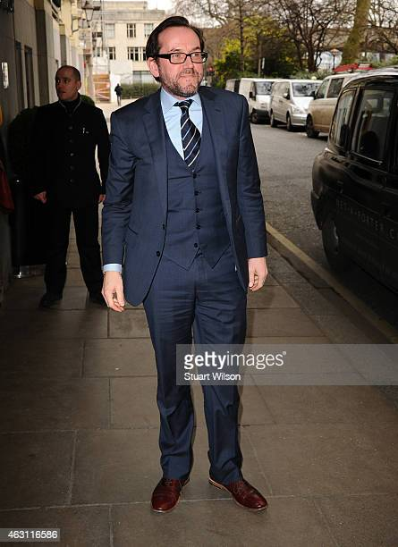 Ben Miller attends a lunch to celebrate the Year of Mexico at The Savoy Hotel on February 10 2015 in London England