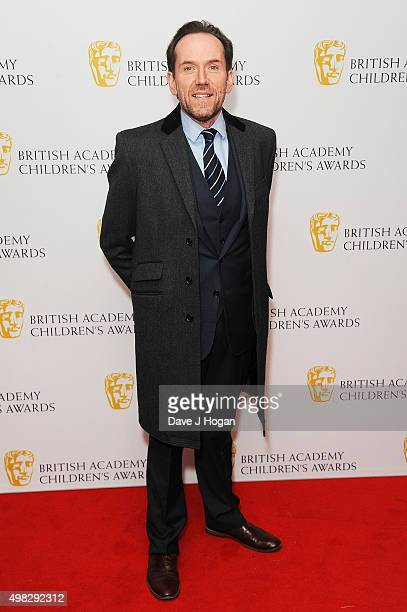 Ben Miller attends the British Academy Children's Awards at The Roundhouse on November 22 2015 in London England