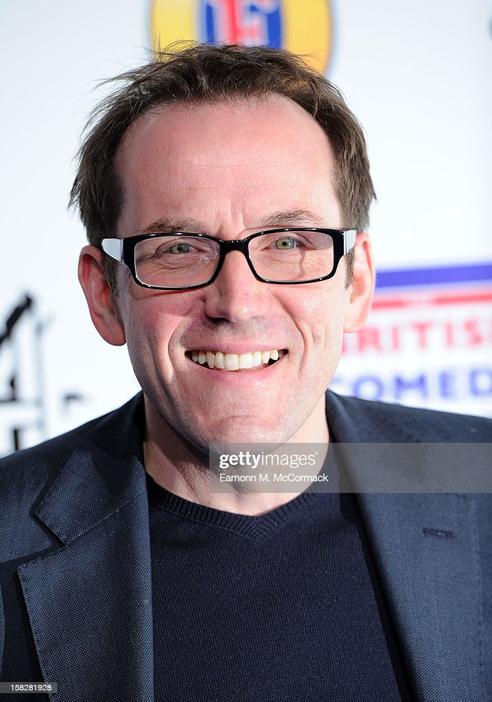 Ben Miller attends the British Comedy Awards at Fountain Studios on December 12, 2012 in London, England.