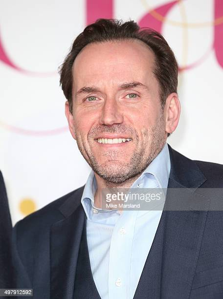 Ben Miller attends the ITV Gala at London Palladium on November 19 2015 in London England