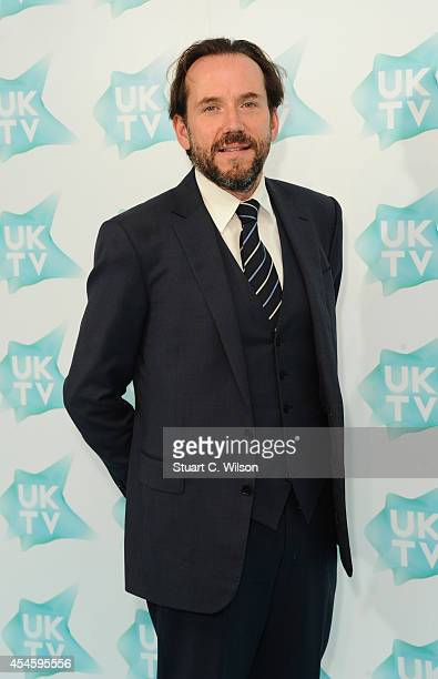 Ben Miller attends the launch of UKTV Live at Phillips Gallery on September 4 2014 in London England