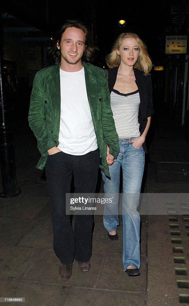 Ben Mills and Siobhan Hewlett during Ben Mills Sighting at J Sheeky's April 3 2007 in London Great Britain