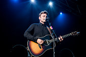 Ben Montague performs at SWALEC Stadium on July 17 2016 in Cardiff Wales