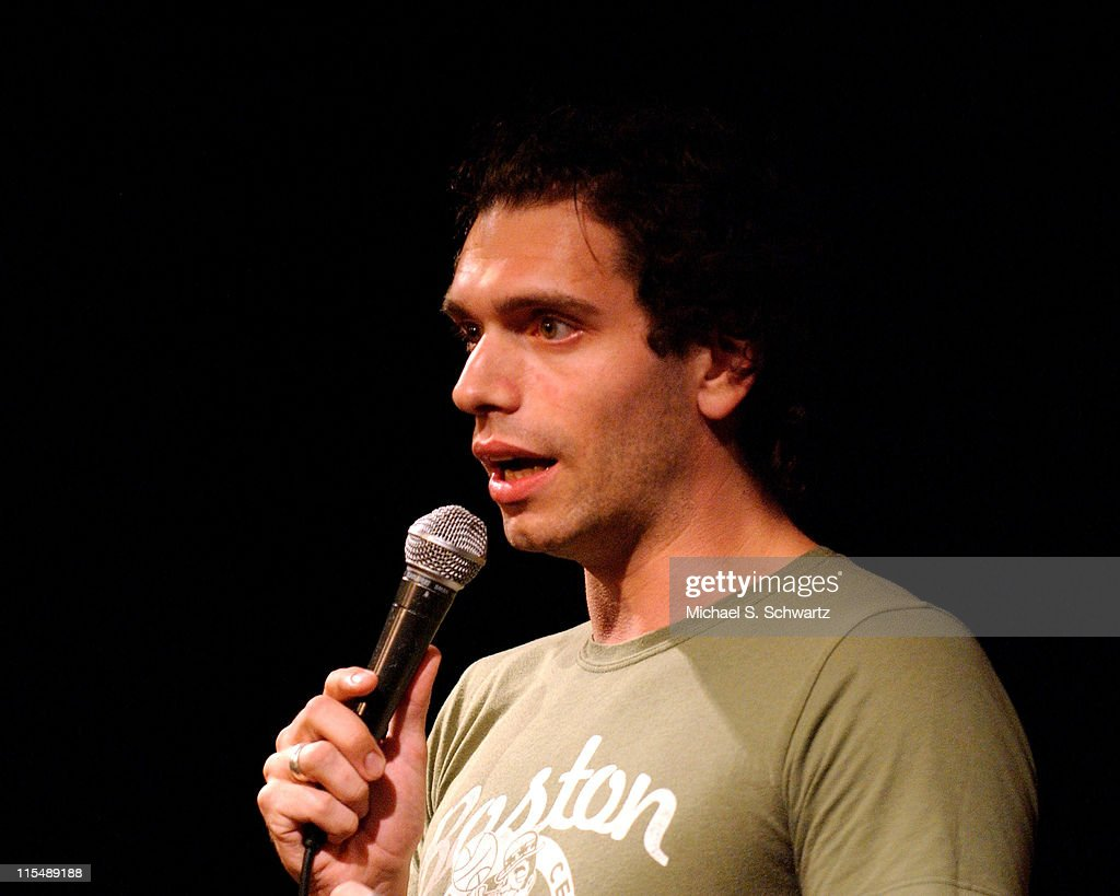 Ben Morrison performs at The Hollywood Improv on August 15, 2007 in Hollywood, CA.