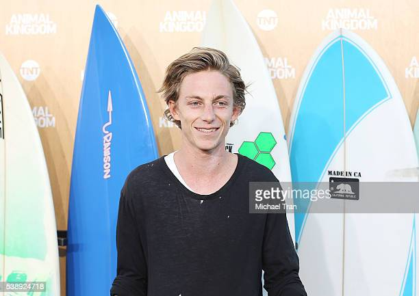 Ben Nordberg arrives at the Los Angeles premiere of TNT's 'Animal Kingdom' held at The Rose Room on June 8 2016 in Venice California