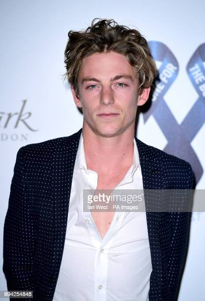 Ben Nordberg attending the One for the Boys Fashion Ball held at The Landmark Hotel London To raise awareness of male cancer the event will launch...