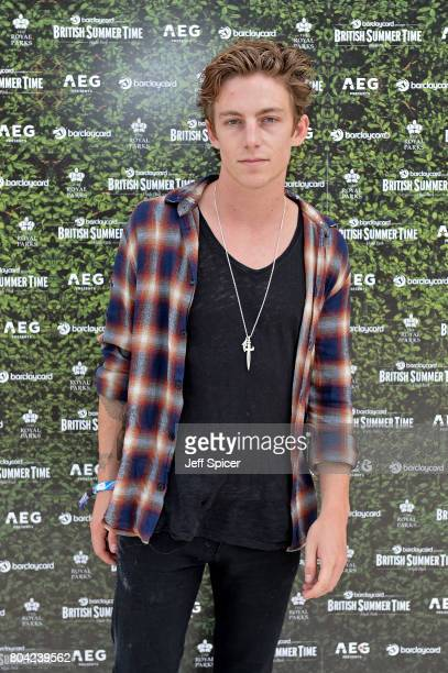 Ben Nordberg attends Barclaycard presents British Summer Time Hyde Park at Hyde Park on June 30 2017 in London England