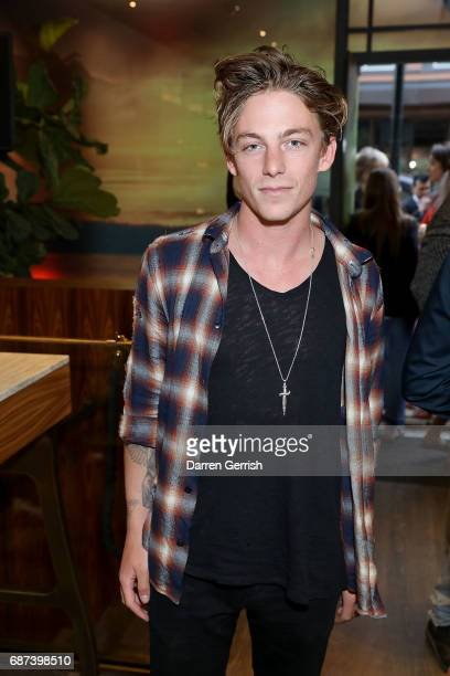 Ben Nordberg attends the 30 year anniversary Oliver Peoples celebration at The London Flagship on May 23 2017 in London England