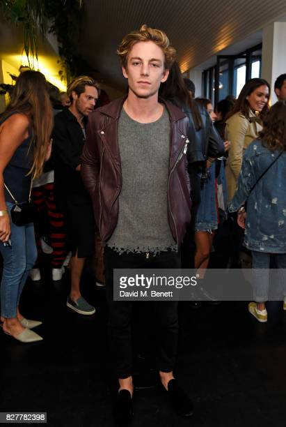 Ben Nordberg attends the launch of James Bay's new Topman collection at The Ace Hotel on August 8 2017 in London England