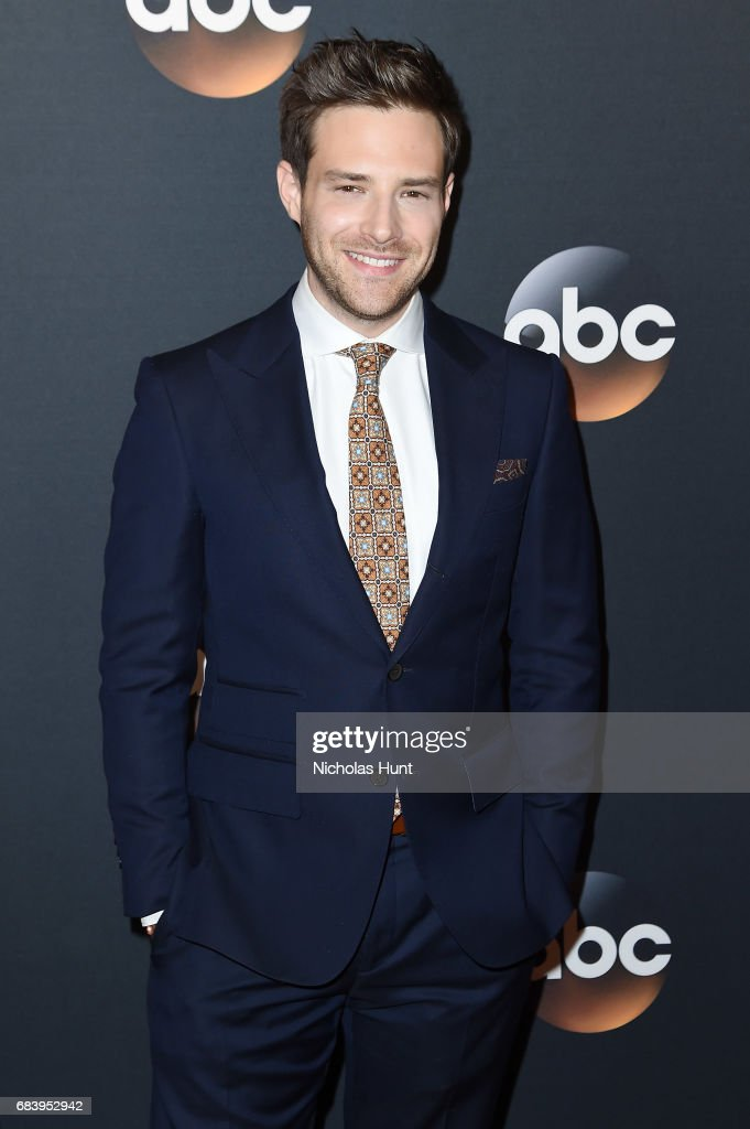 Ben Rappaport attends the 2017 ABC Upfront on May 16, 2017 in New York City.