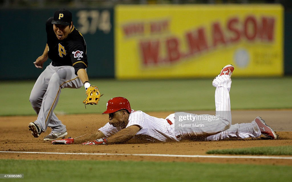 Pittsburgh Pirates v Philadelphia Phillies