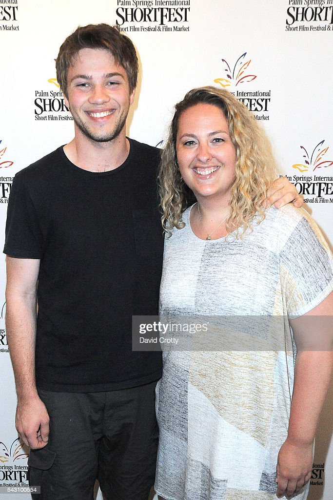 Ben Rigby and Ashley Shields-Muir attend the 2016 Palm Springs International ShortFest - Saturday Screenings & Events on June 25, 2016 in Palm Springs, California.