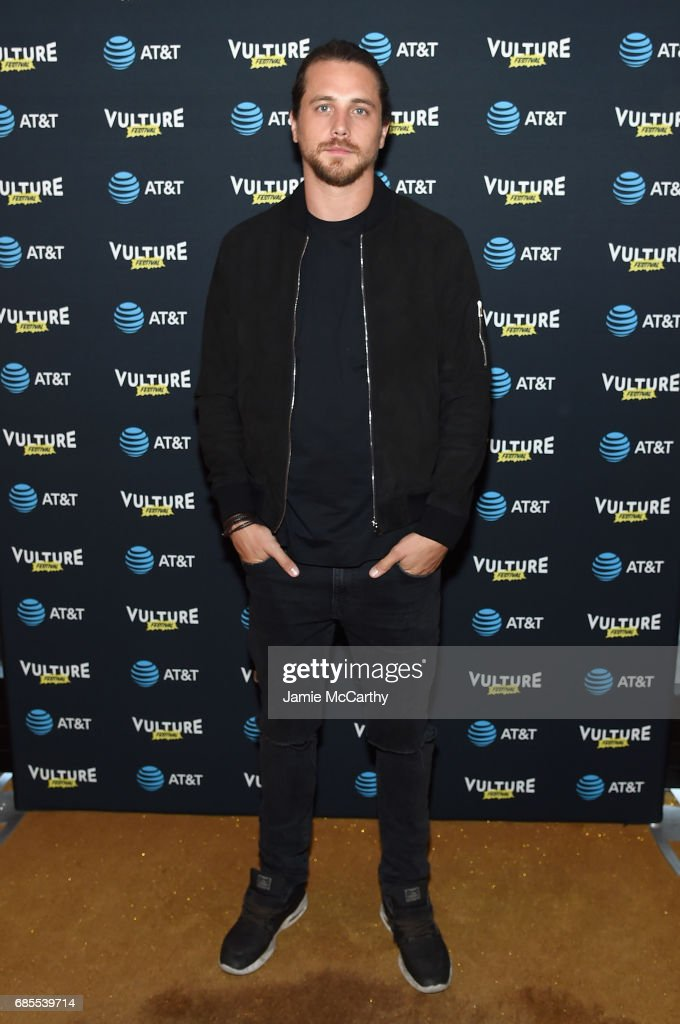 Ben Robson attends the Vulture Festival Opening Night Party Presented By AT&T at the Top of The Standard Hotel on May 19, 2017 in New York City.