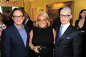 Amy Fine Collins and Joanna Fisher Host Luncheon For...
