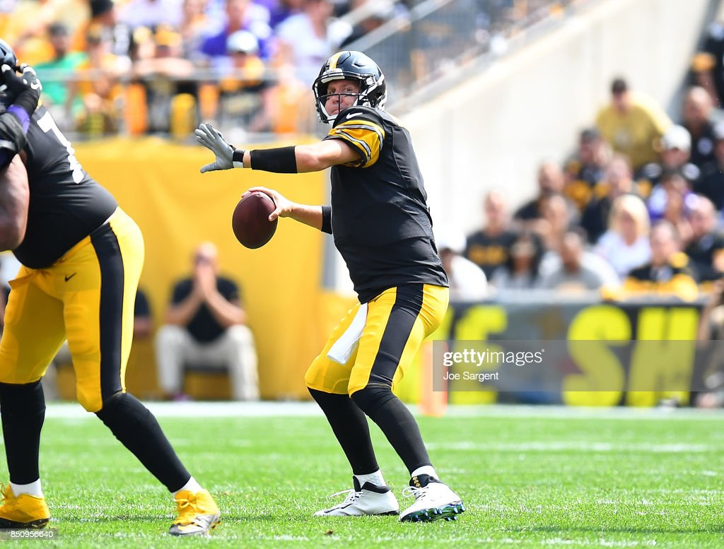 Minnesota Vikings v Pittsburgh Steelers : News Photo