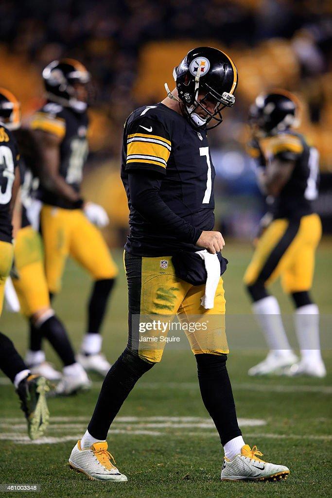 Wild Card Playoffs - Baltimore Ravens v Pittsburgh Steelers