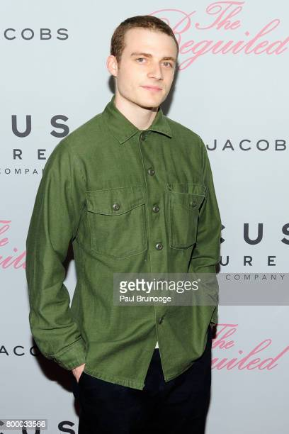 Ben Rosenfield attends 'The Beguiled' New York Premiere Arrivals at Metrograph on June 22 2017 in New York City