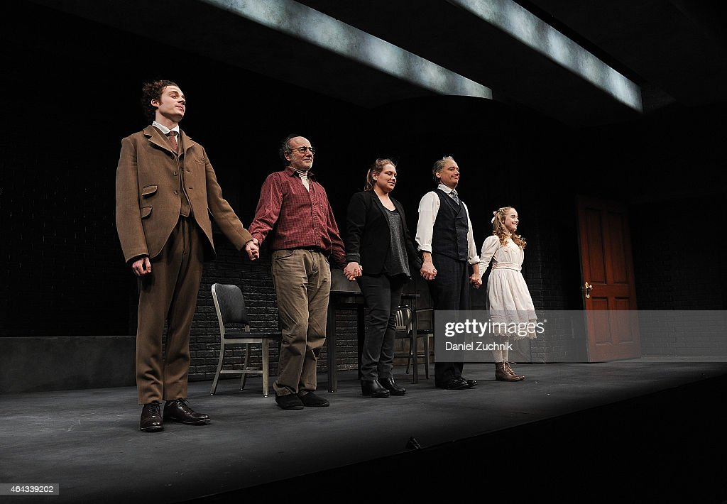 """The Nether"" Opening Night - Arrivals And Curtain Call"