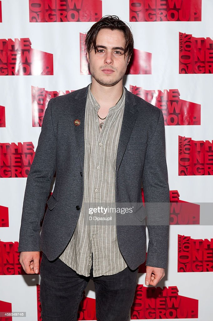 Ben Schnetzer attends the 'Sticks and Bones' opening night after party at KTCHN Restaurant on November 6, 2014 in New York City.