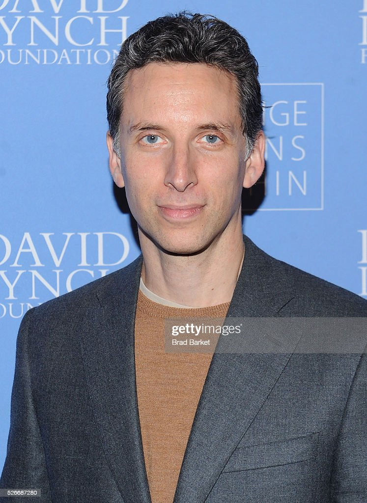 Ben Shenkman attends An Amazing Night Of Comedy: A David Lynch Foundation Benefit For Veterans With PTSD at New York City Center on April 30, 2016 in New York City.