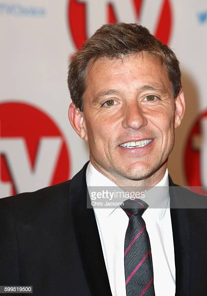 Ben Shephard arrives for the TV Choice Awards at The Dorchester on September 5 2016 in London England