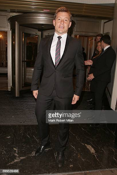 Ben Shephard attending the TV Choice Awards 2016 on September 5 2016 in London England