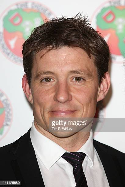 Ben Shephard attends the Didier Drogba Foundation Charity Ball at Dorchester Hotel on March 10 2012 in London England