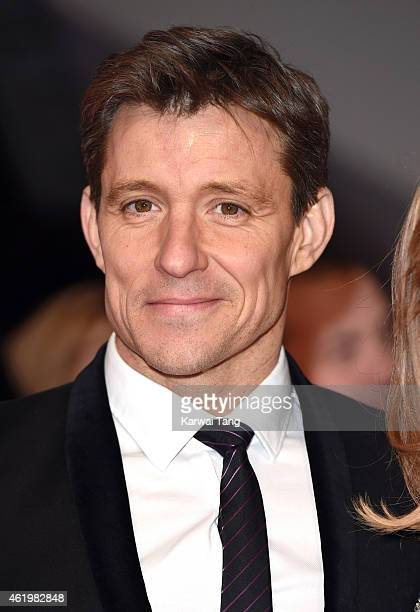 Ben Shephard attends the National Television Awards at 02 Arena on January 21 2015 in London England