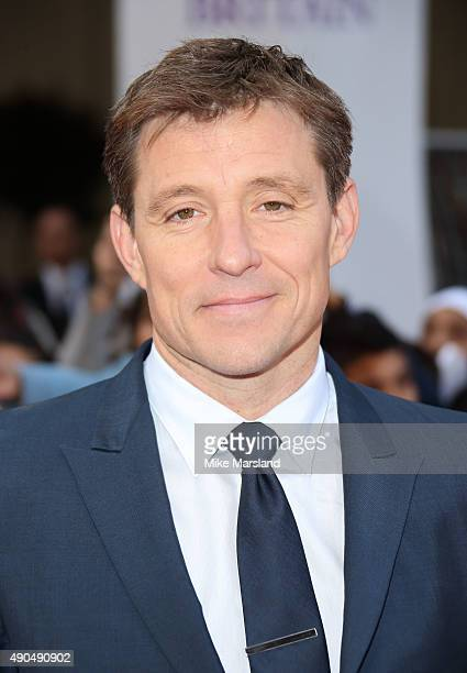 Ben Shephard attends the Pride of Britain awards at The Grosvenor House Hotel on September 28 2015 in London England