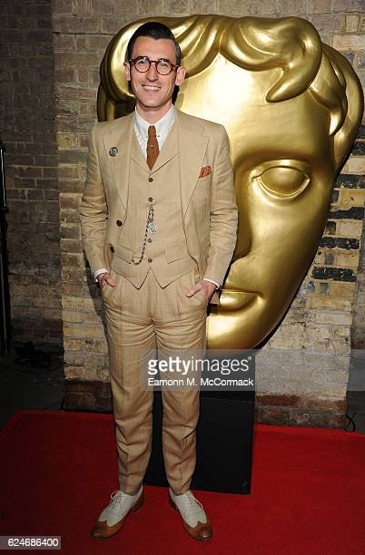 Ben Shires attends the BAFTA Children's Awards at The Roundhouse on November 20 2016 in London England