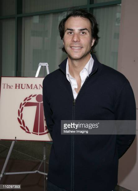 Ben Silverman Executive Producer Ugly Betty during Geena Davis Participates in the Humanitas Writers Workshop March 21 2007 at The Academy of...