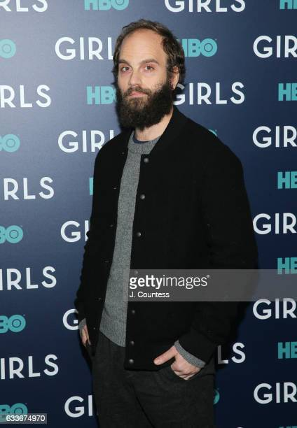Ben Sinclair attends The New York Premiere Of The Sixth Final Season Of 'Girls' at Alice Tully Hall Lincoln Center on February 2 2017 in New York City