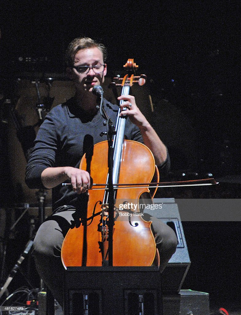 Ben Sollee attends The Music of Paul Simon at Carnegie Hall on March 31, 2014 in New York City.