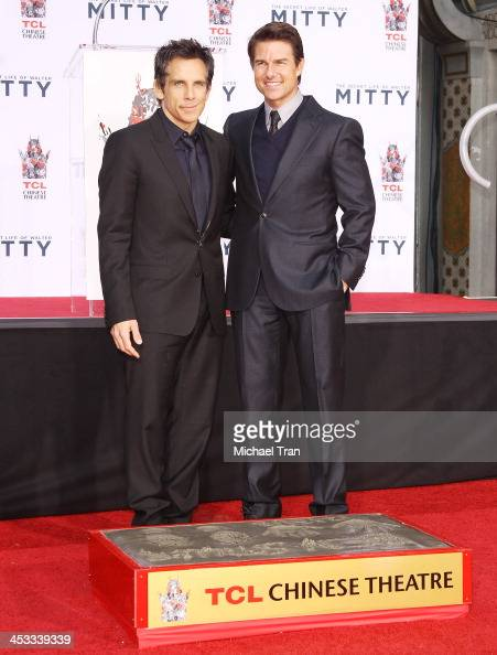¿Cuánto mide Ben Stiller? - Real height Ben-stiller-and-tom-cruise-attend-the-hand-and-footprint-ceremony-picture-id453339339?s=594x594