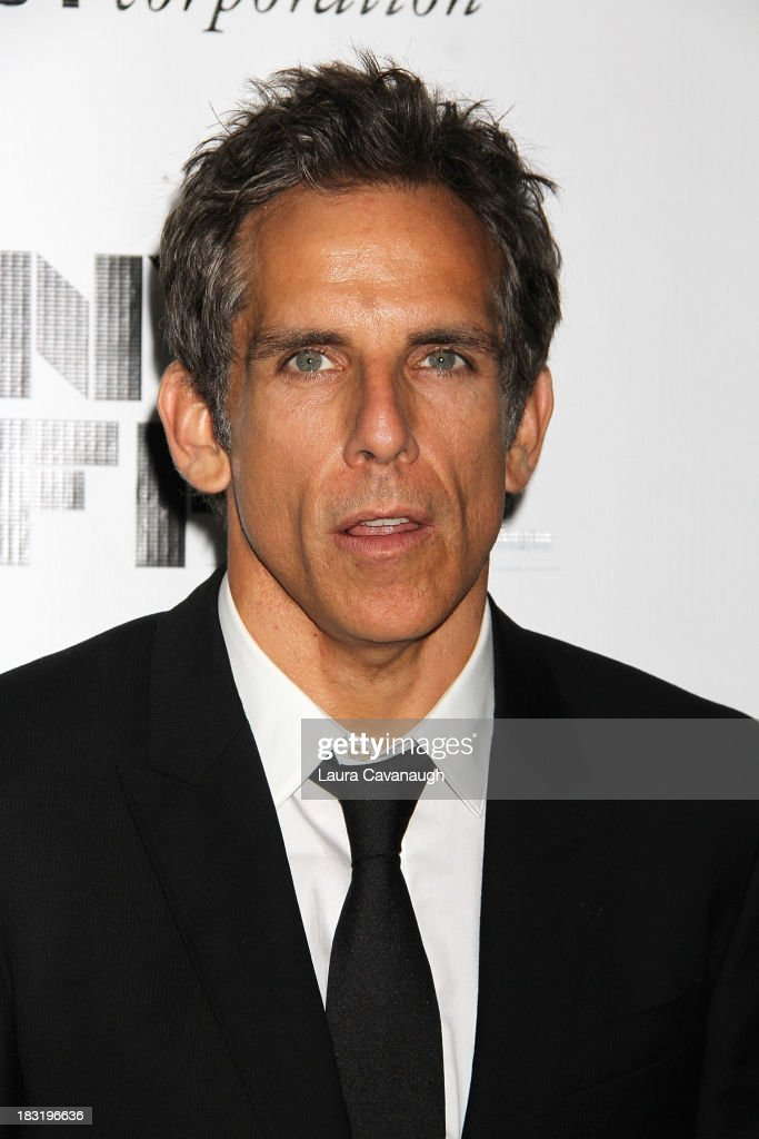 <a gi-track='captionPersonalityLinkClicked' href=/galleries/search?phrase=Ben+Stiller&family=editorial&specificpeople=201806 ng-click='$event.stopPropagation()'>Ben Stiller</a> attends the Centerpiece Gala Presentation Of 'The Secret Life Of Walter Mitty' during the 51st New York Film Festival at Alice Tully Hall at Lincoln Center on October 5, 2013 in New York City.